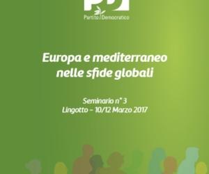 Europa e Mediterraneo nelle sfide globali