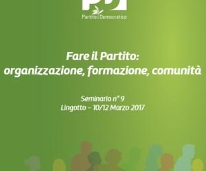 Fare il Partito: organizzazione, formazione, comunità