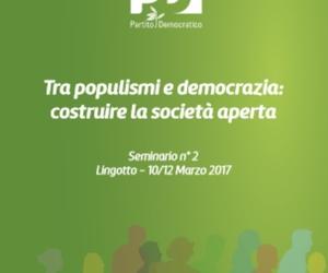 Tra populismi e democrazia: costruire la società aperta
