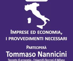 Imprese ed economia, i provvedimenti necessari