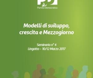 Modelli di sviluppo, crescita e Mezzogiorno