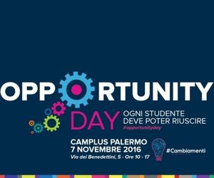 Opportunity Day a Palermo, per il diritto allo studio degli universitari