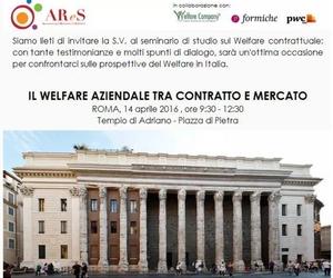 Convegno Welfare Aziendale