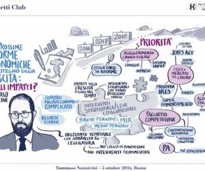 """Ambrosetti club:  """"Riforme economiche a sostegno della crescita"""""""