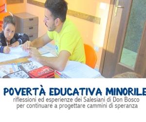 """Tavola rotonda: """"Povertà educativa minorile"""""""