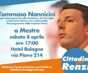 Cittadini per Matteo Renzi