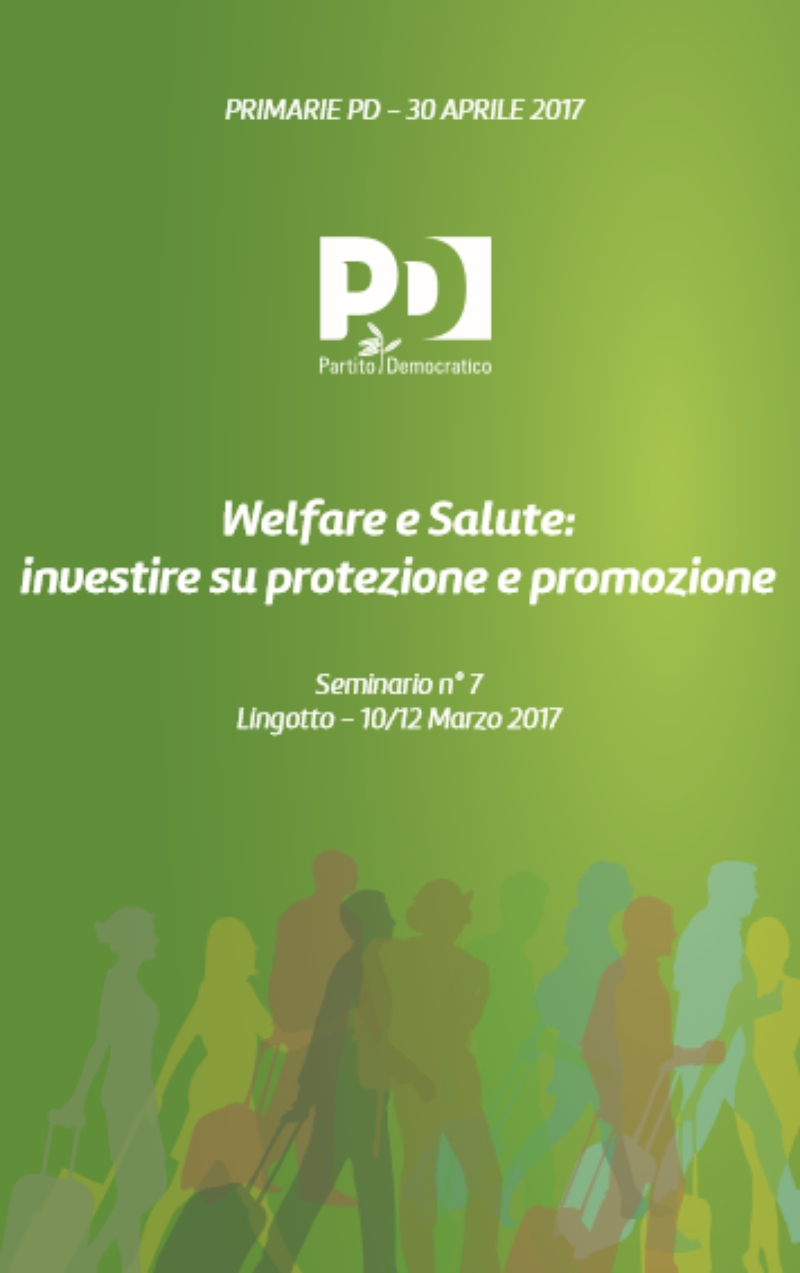 Welfare e Salute: investire su protezione e promozione