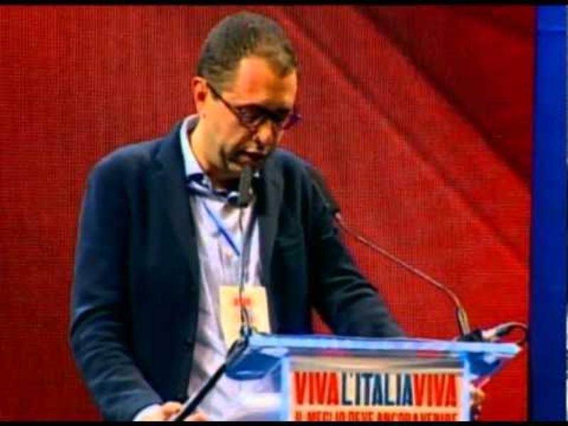 «Viva l'Italia viva»