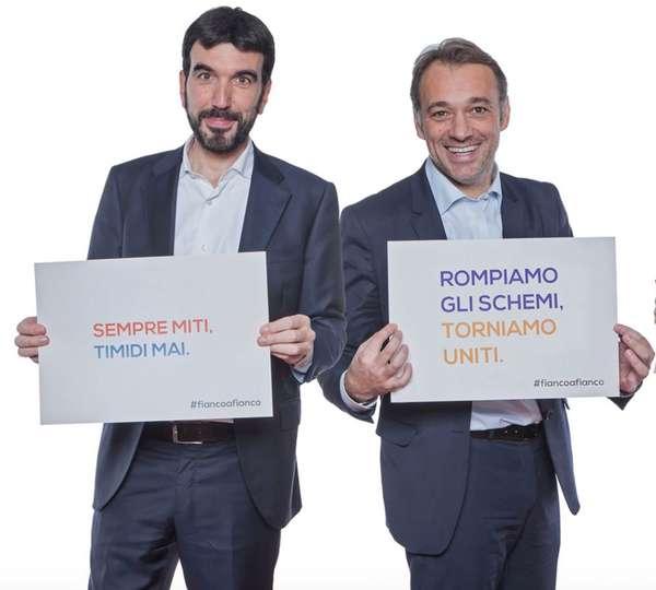 #fiancoafianco, cambiare il Pd per cambiare l'Italia