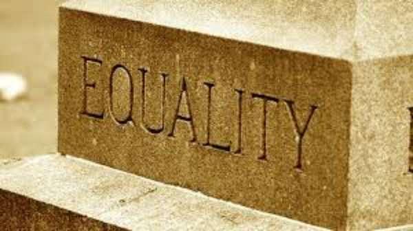 L'uguaglianza è una cosa seria