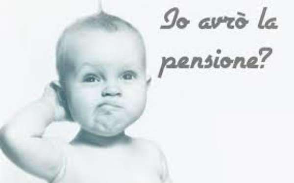 Patto di equità sulle pensioni