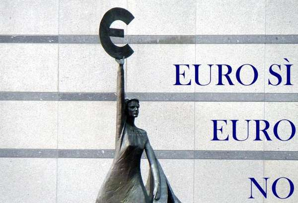 L'euro e il senso dell'Europa. Ecco l'ebook