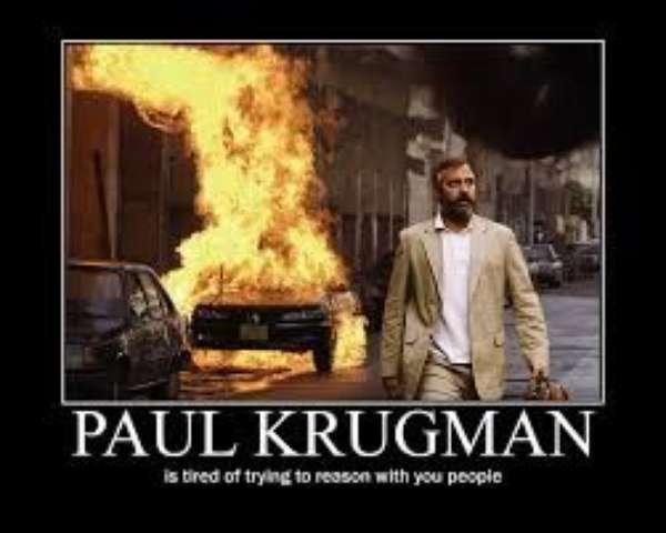 Se anche Krugman dà i numeri